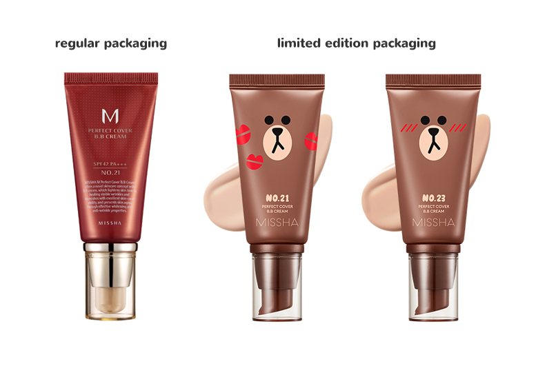MISSHA Perfect Cover B.B Cream SPF 42+++ review