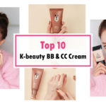 10 BEST KOREAN BB CREAM/ CC CREAM