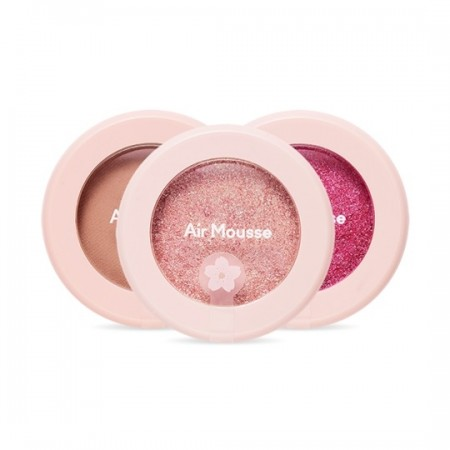 Etude House 2019 Cherry Blossom Blossom Picnic collection air mousse eyes eyeshadow