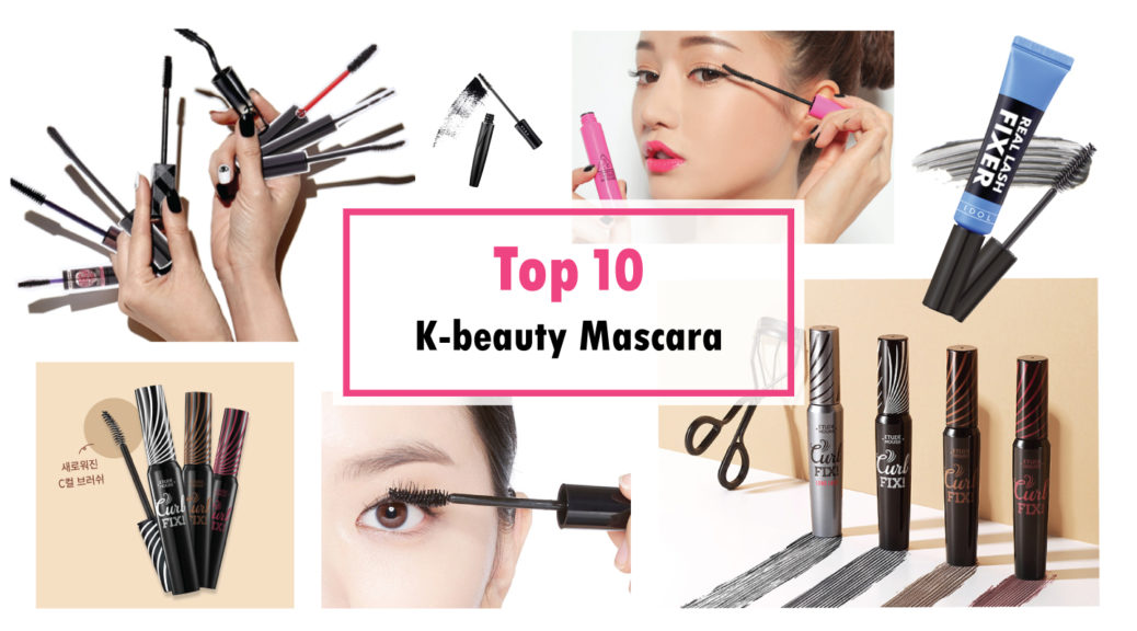 Best Korean Mascara Aritaum Idol Lash