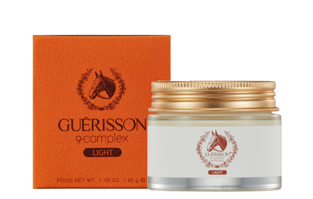 GUERISSON 9 Complex Cream Light