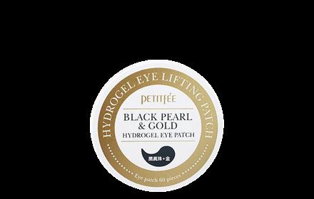 PETITFEE Black Pearl & Gold Hydrogel Eyepatch