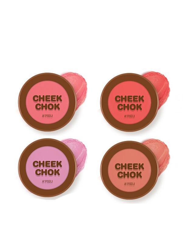 A'PIEU Creamy Cheek-Chok Blusher